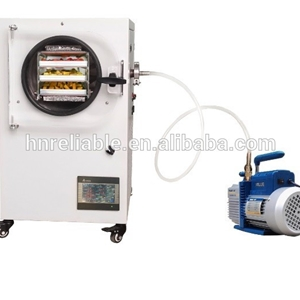 China factory price small batch vacuum food freeze dryer for